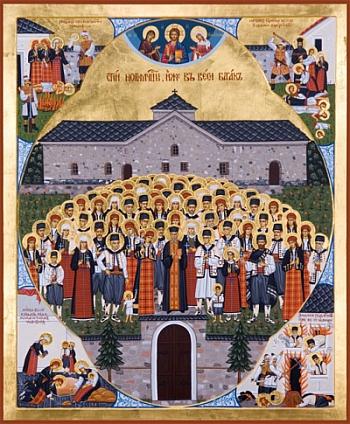 ikon Всемирното Православие - ВЪСТАНИЕТО В БАТАК